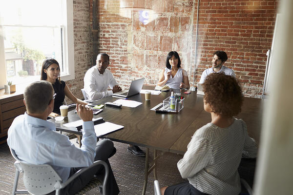 Broker meeting