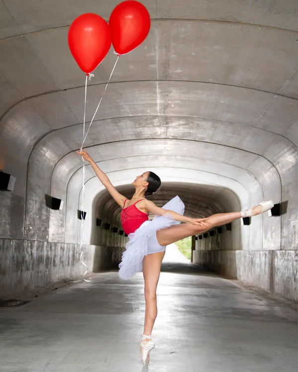 A school called Premier Ballet of Orange County