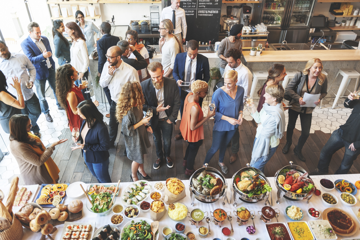 8 Tips for Hosting a Company Event